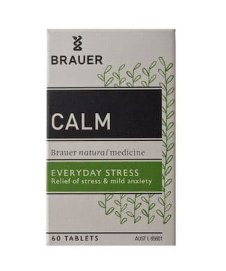 Brauer Calm 60 Tablets