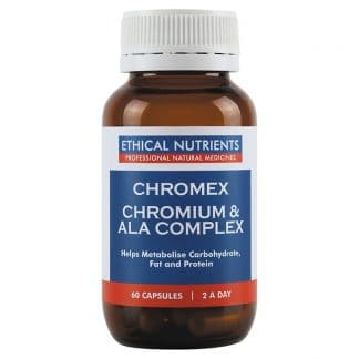 ETHICAL NUTRIENTS CHROMEX 60 CAPSULES
