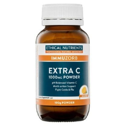ETHICAL NUTRIENTS EXTRA C POWDER 100G