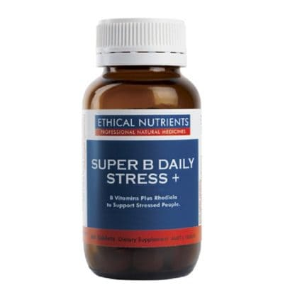 ETHICAL NUTRIENTS SUPER B DAILY 60 TABLETS
