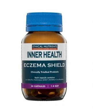 Ethical Nutrients Eczema Shield 30 Capsules