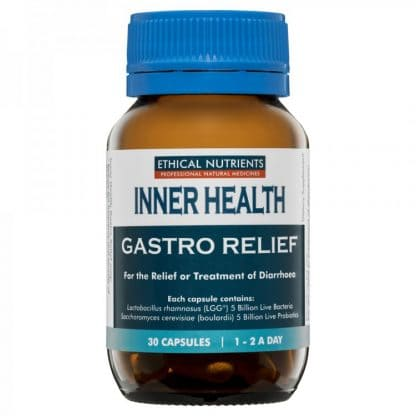 Ethical Nutrients Gastro Relief 30 Capsules