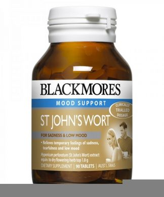 BLACKMORES ST JOHNS WORT 90 TABLETS