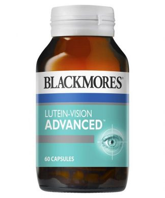 Blackmores Lutein Vision Advanced 60 Capsules