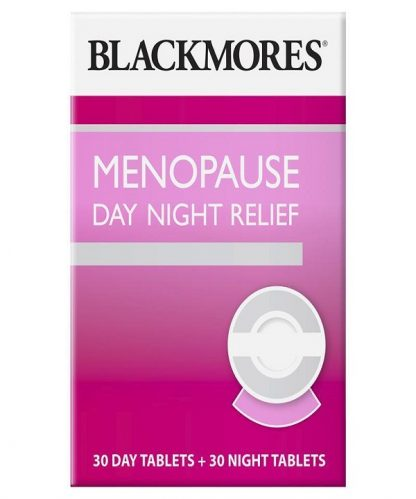 Blackmores Menopause Day-Night Relief 60 Tablets