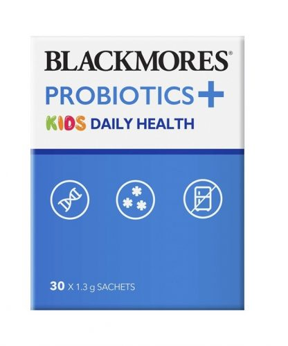 Blackmores Probiotics + Kids Daily 30 Capsules