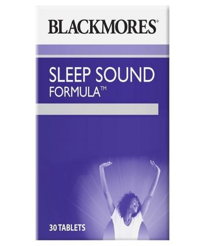Blackmores Sleep Sound 30 Tablets