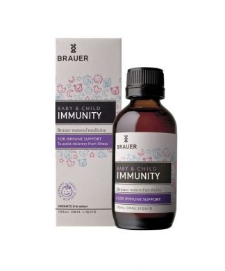 Brauer Baby & Child Immunity Support 100ML