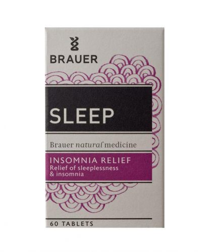 Brauer Sleep Tablets 60 Pack
