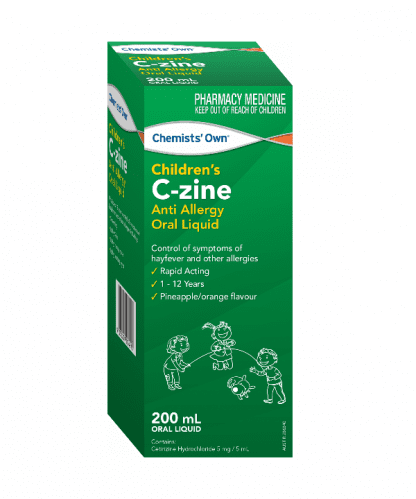 Chemist Own Childrens C-Zine 200ML