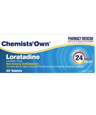 Chemist Own Loratadine 10Mg 30 Pack