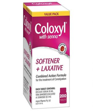 Coloxyl Senna Tablet 200 Pack