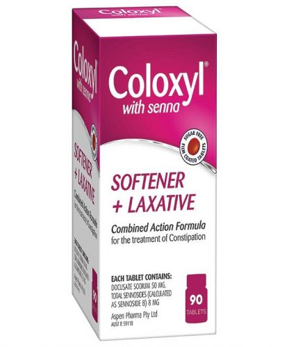 Coloxyl Senna Tablet 90 Pack