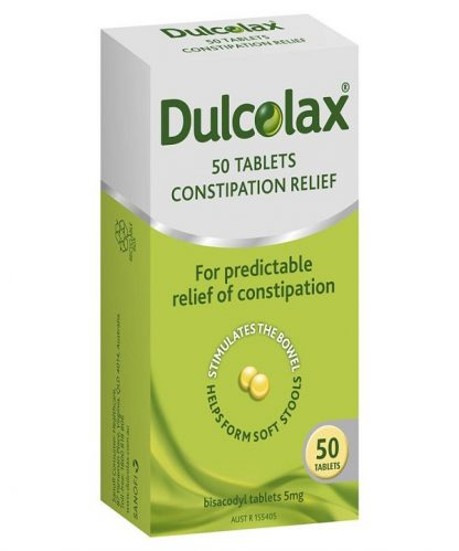 Dulcolax Tablet 5Mg 50 Pack