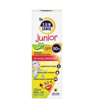 Ego Sunsense Junior 50+ 50ML