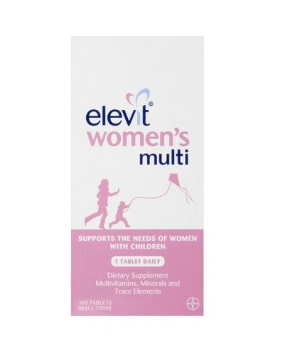 Elevit Womens Multi 100 Pack