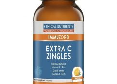 Ethical Nutrients Extra Zingles Chewable Tablet 50 Pack