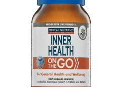 Ethical Nutrients Inner Health On The Go 30 Capsules