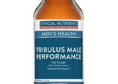 Ethical Nutrients Tribulus Male Performance 120 Tablets
