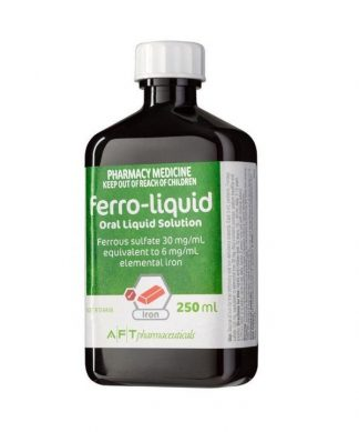 Ferro Liquid Bottle 250Ml