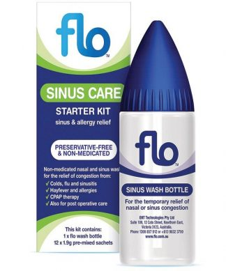 Flo Sinus Care Kit 12 Sachets