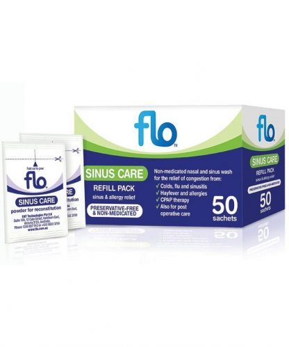 Flo Sinus Care Refill 50 Pack