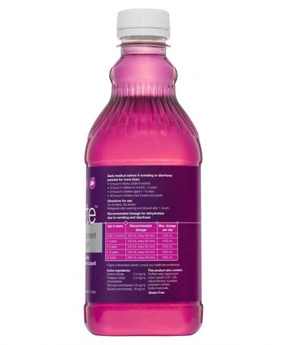 Hydralyte Liquid Apple Black Currant 1 Litre