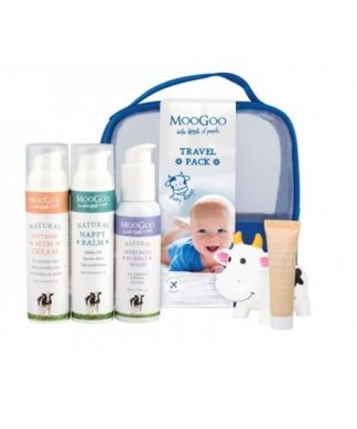Moo Goo Travel Pack Baby