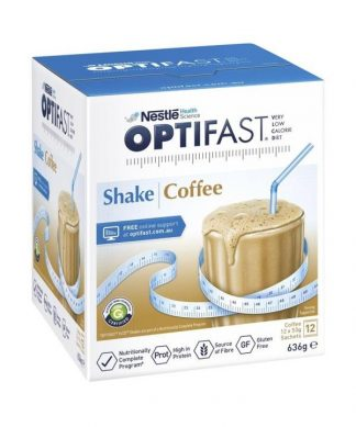 Optifast Vlcd Coffe 54g 12 Sachets