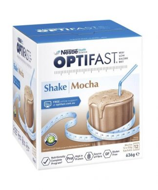 Optifast Vlcd Mocha 53G 12 Sachets