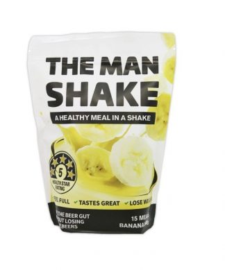 The Man Shake Banana 840g