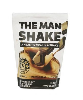 The Man Shake Chocolate 840g