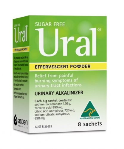 Ural Purse Pack 8 Sachets
