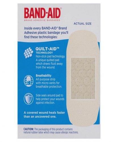 Band aid Extra Wide 40 Pack