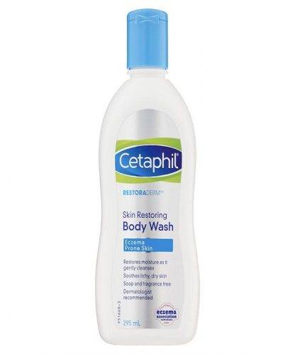Cetaphil Restoria Wash 295ML