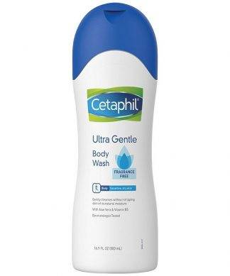 Cetaphil Ultra Gentle Body Wash 500ML