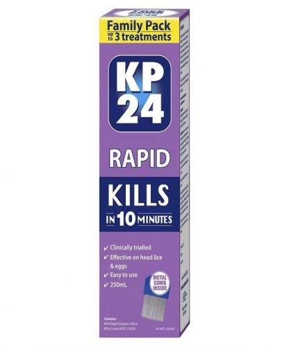Kp 24 Rapid Free Comb 250ML