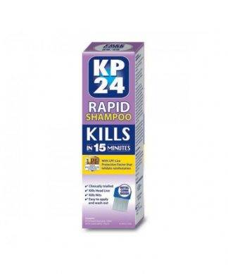 Kp 24 Rapid Shampoo 100ML