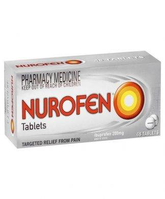 Nurofen Tablet 48 Pack