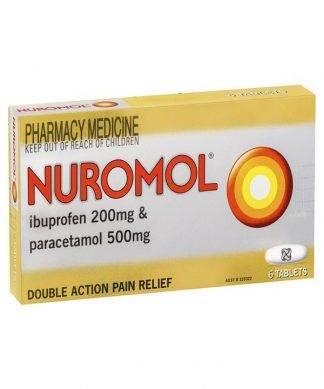Nuromol Tablets 6 Pack