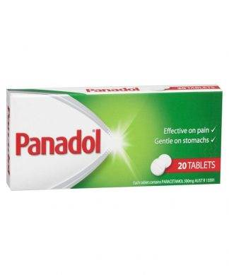 Panadol Tablet 20 Pack