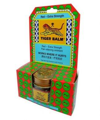 Tiger Balm Red Strong 18g