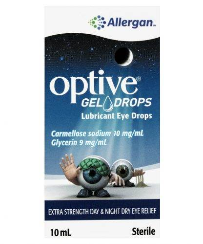 Optive Gel Drops 10ML | Chemistworks | Pharmacy Open Now