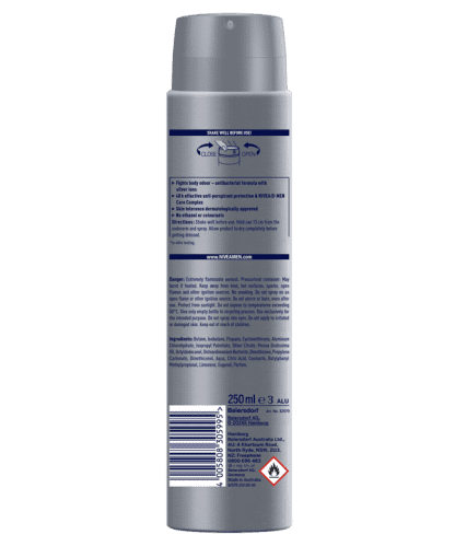 Nivea Deodorant Protect & Care 250ML | Pharmacy Open Now | Chemist Near Me