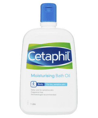 Cetaphil Shower Bath Oil 1 Litre | Chemistworks | Pharmacy Near Me