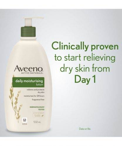 Aveeno Daily Moisturising Lotion 532ML | Pharmacy Near Me | Chemist Open Now