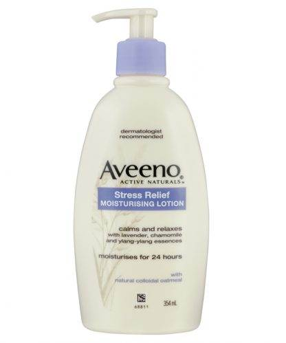 Aveeno Stress Relief Moisturising Lotion 354ML | Chemistworks | Pharmacy Open Now