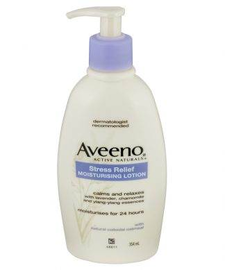 Aveeno Stress Relief Moisturising Lotion 354ML | Pharmacy Near Me | Chemist Open Now