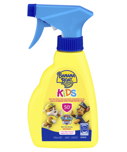 Banana Boat Kids Trigger Spray SPF50+ 240ML | Chemistworks | Pharmacy Near Me