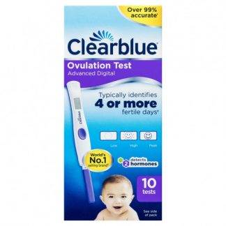 Clearblue Digital Ovulation 10 Tests